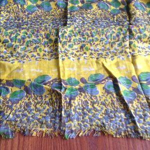 Barneys New York spring scarf